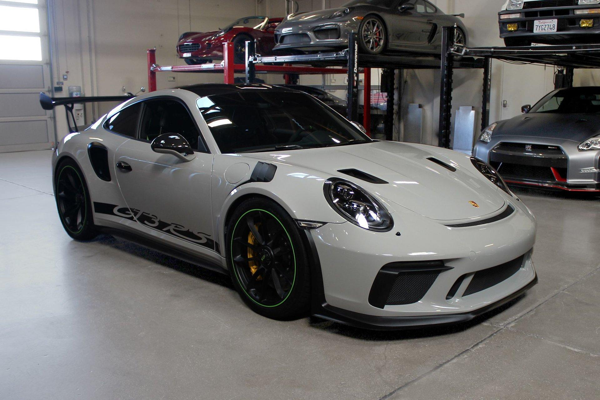 Used 2019 Porsche 911 Gt3 Rs For Sale 209 995 San Francisco Sports Cars Stock C19086