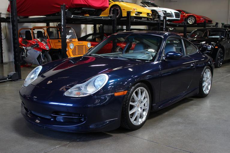 Used 2000 Porsche 911 Carrera for sale Sold at San Francisco Sports Cars in San Carlos CA 94070 3