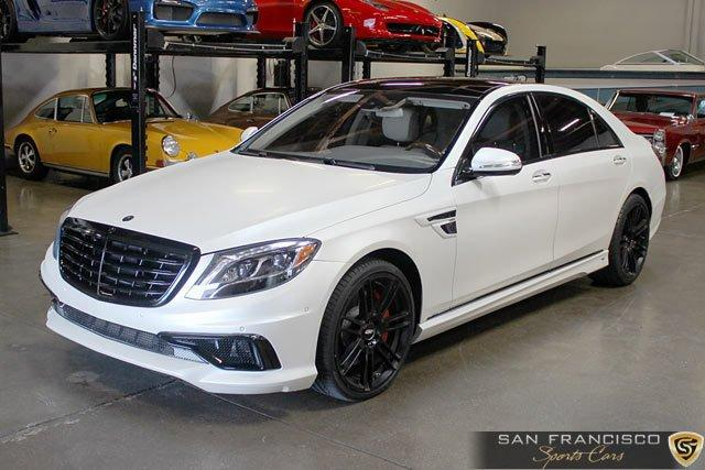 Used 2014 Mercedes-Benz Carlsson S550 for sale Sold at San Francisco Sports Cars in San Carlos CA 94070 2