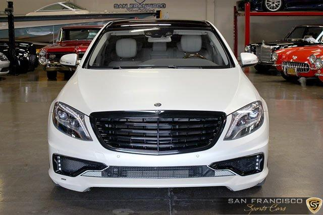 Used 2014 Mercedes-Benz Carlsson S550 for sale Sold at San Francisco Sports Cars in San Carlos CA 94070 1