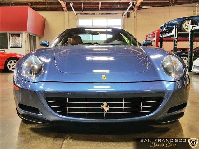 Used 2005 Ferrari 612 Scaglietti for sale Sold at San Francisco Sports Cars in San Carlos CA 94070 1