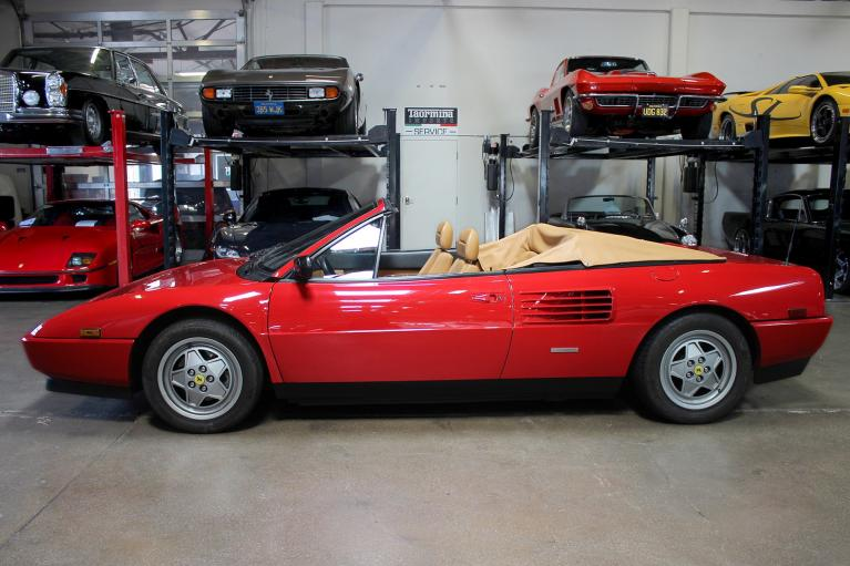 Used 1989 Ferrari Mondial T for sale Sold at San Francisco Sports Cars in San Carlos CA 94070 3