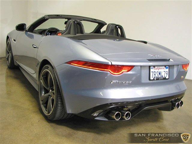 Used 2014 Jaguar F-Type for sale Sold at San Francisco Sports Cars in San Carlos CA 94070 4