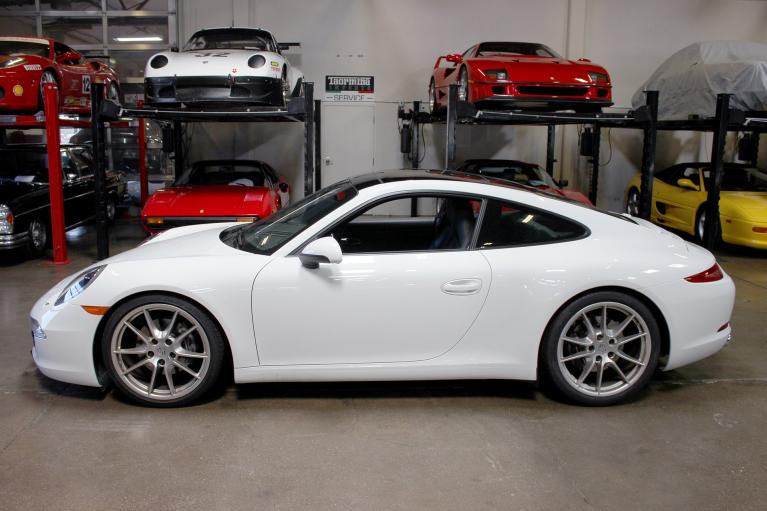 Used 2015 Porsche 911 for sale Sold at San Francisco Sports Cars in San Carlos CA 94070 4