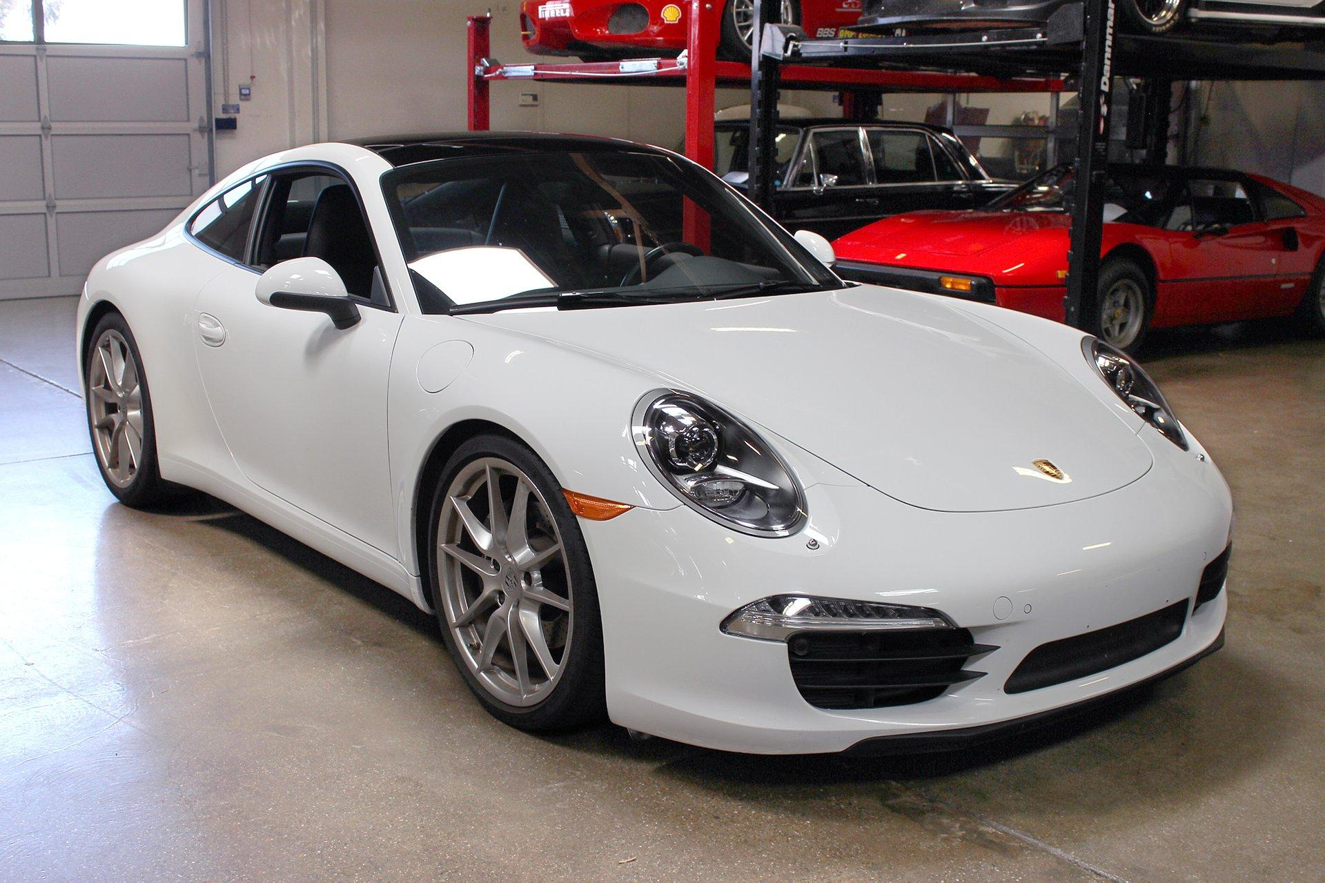 Used 2015 Porsche 911 for sale Sold at San Francisco Sports Cars in San Carlos CA 94070 1