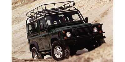 Used 1997 Land Rover Defender 90 for sale Sold at San Francisco Sports Cars in San Carlos CA 94070 1