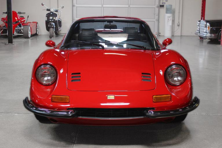 Used 1973 Ferrari 246 Dino GTS for sale Sold at San Francisco Sports Cars in San Carlos CA 94070 2