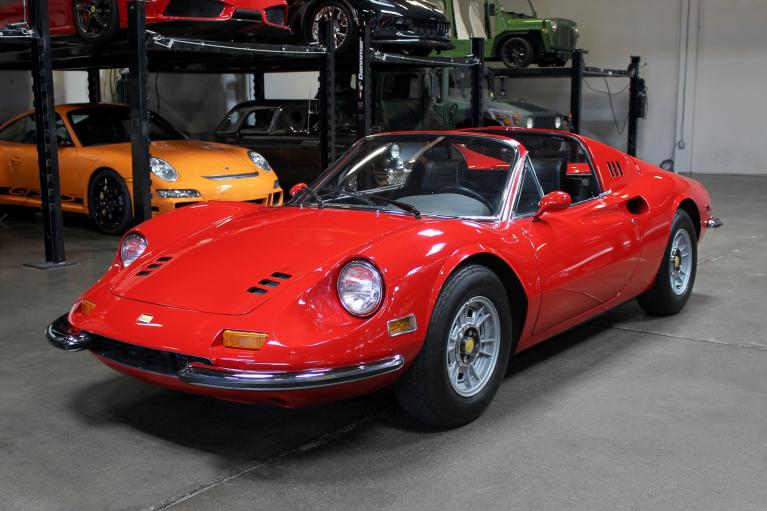 Used 1973 Ferrari 246 Dino GTS for sale $319,995 at San Francisco Sports Cars in San Carlos CA 94070 3