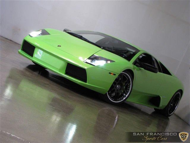 Used 2003 Lamborghini Murcielago for sale Sold at San Francisco Sports Cars in San Carlos CA 94070 3