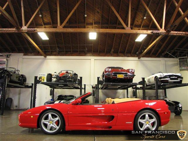 Used 1998 Ferrari 355 F1 Spider for sale Sold at San Francisco Sports Cars in San Carlos CA 94070 3