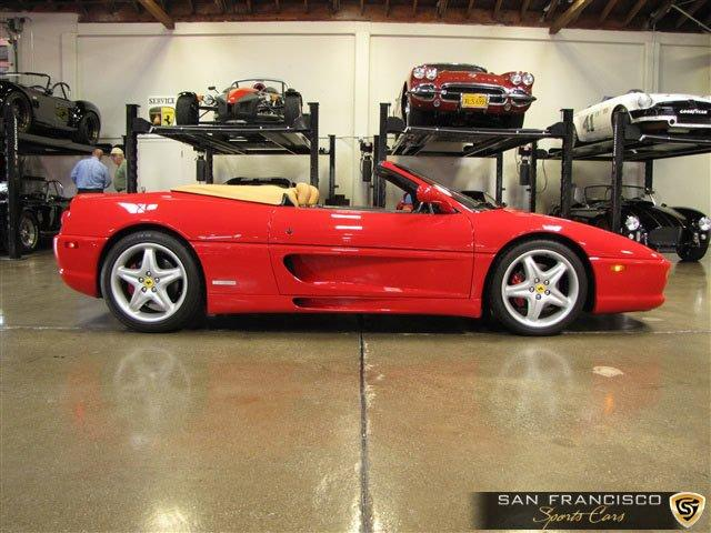 Used 1998 Ferrari 355 F1 Spider for sale Sold at San Francisco Sports Cars in San Carlos CA 94070 4