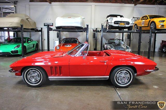 Used 1966 Chevrolet Corvette for sale Sold at San Francisco Sports Cars in San Carlos CA 94070 3