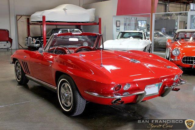 Used 1966 Chevrolet Corvette for sale Sold at San Francisco Sports Cars in San Carlos CA 94070 4
