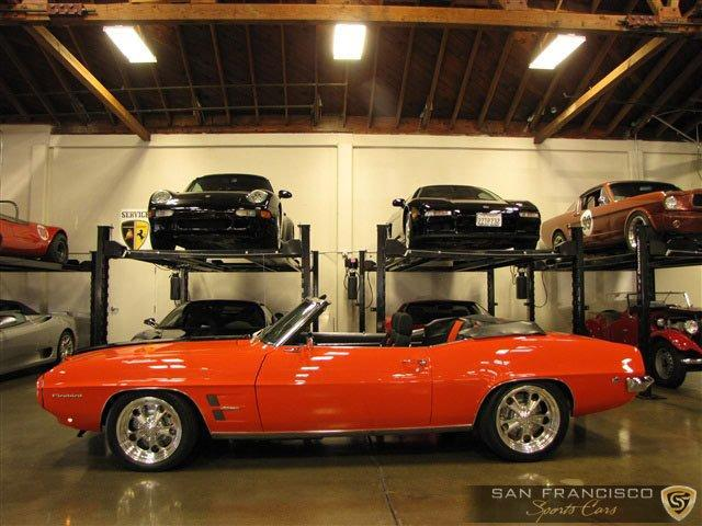 Used 1969 Pontiac Firebird for sale Sold at San Francisco Sports Cars in San Carlos CA 94070 3