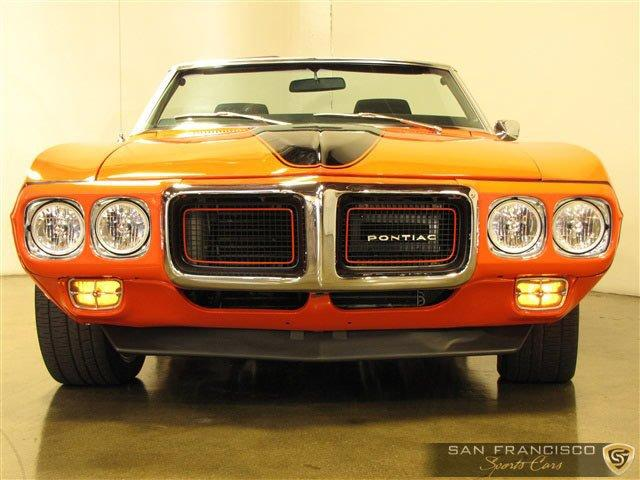 Used 1969 Pontiac Firebird for sale Sold at San Francisco Sports Cars in San Carlos CA 94070 1