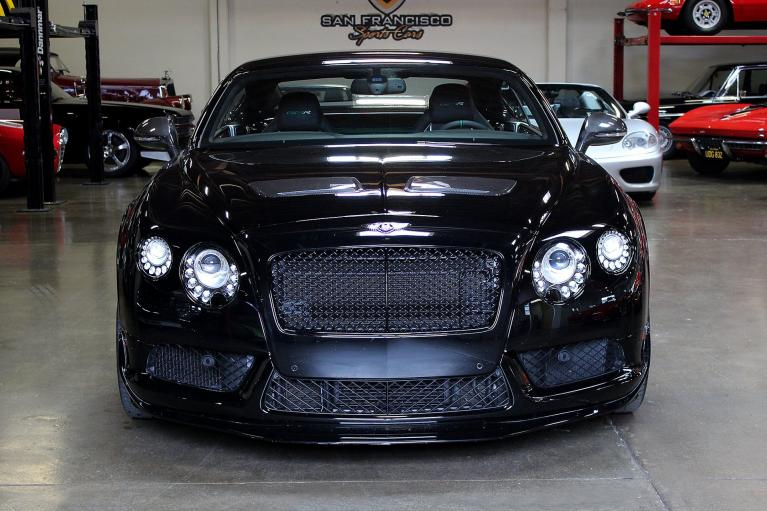 Used 2015 Bentley Continental GT3-R for sale $169,995 at San Francisco Sports Cars in San Carlos CA 94070 2