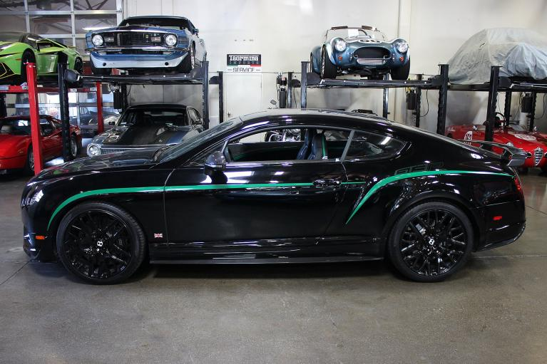 Used 2015 Bentley Continental GT3-R for sale $169,995 at San Francisco Sports Cars in San Carlos CA 94070 4