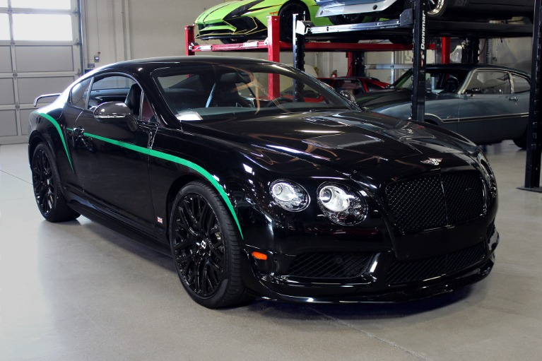Used 2015 Bentley Continental GT3-R for sale $159,995 at San Francisco Sports Cars in San Carlos CA