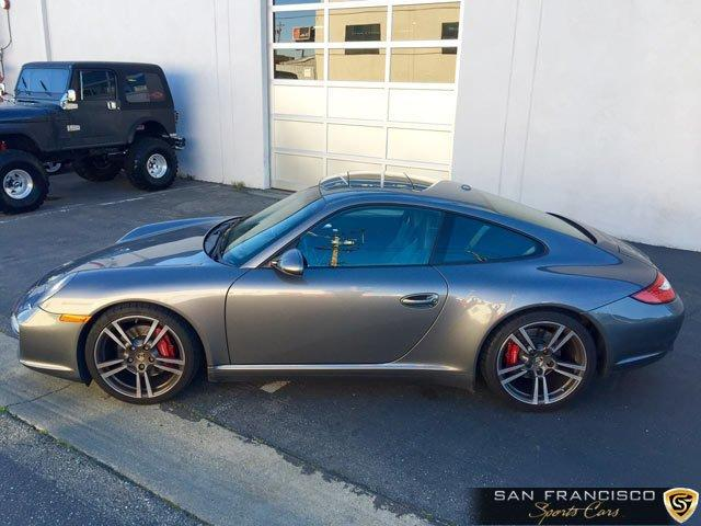 Used 2011 Porsche 911 C4S for sale Sold at San Francisco Sports Cars in San Carlos CA 94070 3