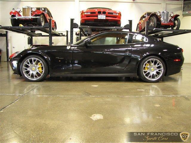 Used 2008 Ferrari 612 Scaglietti HGTS for sale Sold at San Francisco Sports Cars in San Carlos CA 94070 3