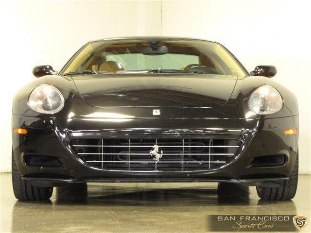 Used 2008 Ferrari 612 Scaglietti HGTS for sale Sold at San Francisco Sports Cars in San Carlos CA 94070 1