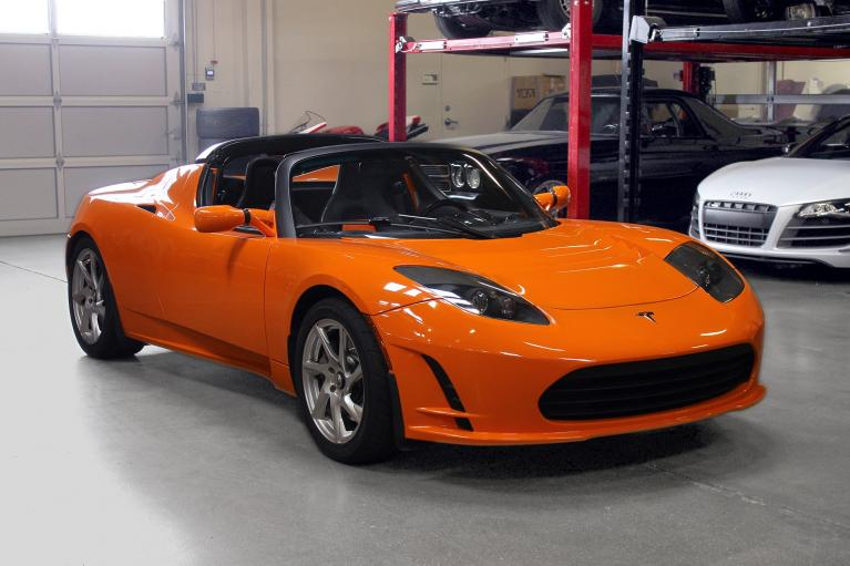 Used 2011 Tesla Roadster 2.5 for sale Sold at San Francisco Sports Cars in San Carlos CA 94070 1
