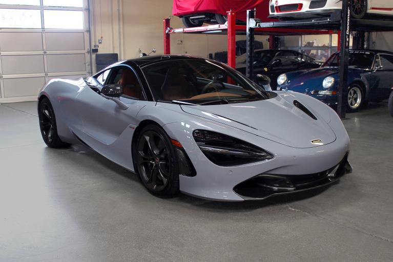 Used 2018 McLaren 720S for sale $259,995 at San Francisco Sports Cars in San Carlos CA