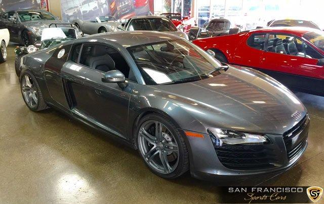 Used 2012 Audi R8 for sale Sold at San Francisco Sports Cars in San Carlos CA 94070 2