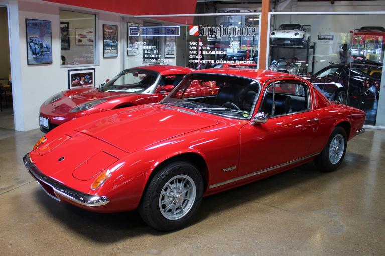Used 1969 Lotus Elan Plus 2 for sale Sold at San Francisco Sports Cars in San Carlos CA 94070 3