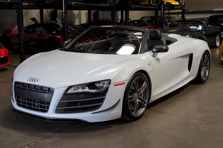 Used 2012 Audi R8 Spyder for sale Sold at San Francisco Sports Cars in San Carlos CA 94070 2