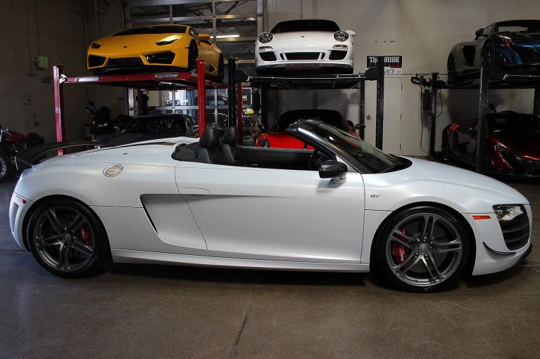 Used 2012 Audi R8 Spyder for sale Sold at San Francisco Sports Cars in San Carlos CA 94070 3