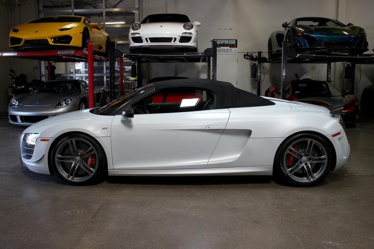 Used 2012 Audi R8 Spyder for sale Sold at San Francisco Sports Cars in San Carlos CA 94070 4