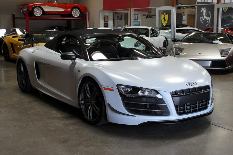 Used 2012 Audi R8 Spyder for sale Sold at San Francisco Sports Cars in San Carlos CA 94070 1