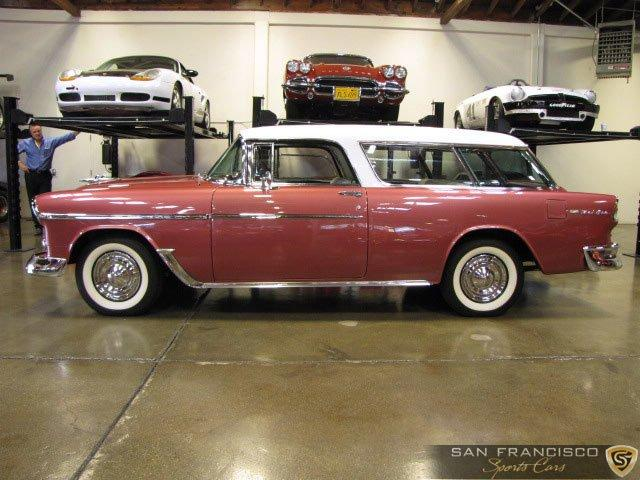 Used 1955 Chevrolet Nomad for sale Sold at San Francisco Sports Cars in San Carlos CA 94070 3