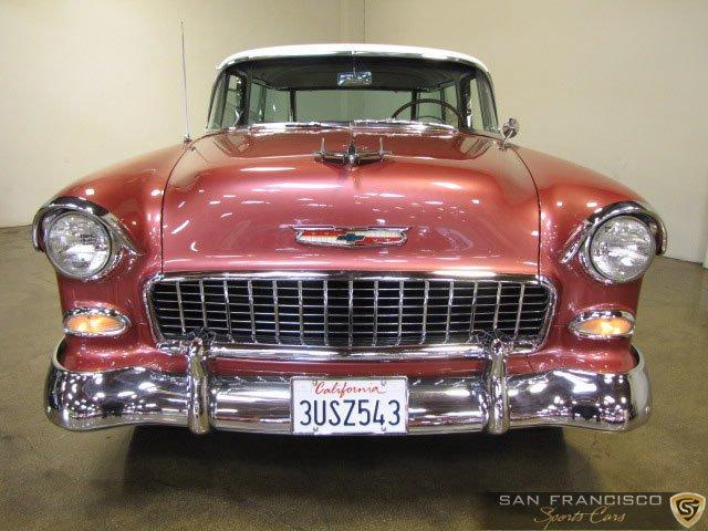 Used 1955 Chevrolet Nomad for sale Sold at San Francisco Sports Cars in San Carlos CA 94070 1