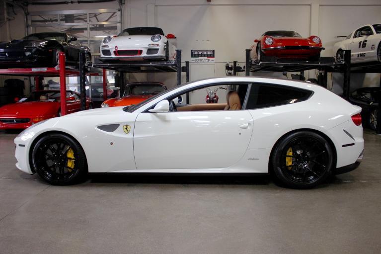 Used 2012 Ferrari FF for sale Sold at San Francisco Sports Cars in San Carlos CA 94070 4
