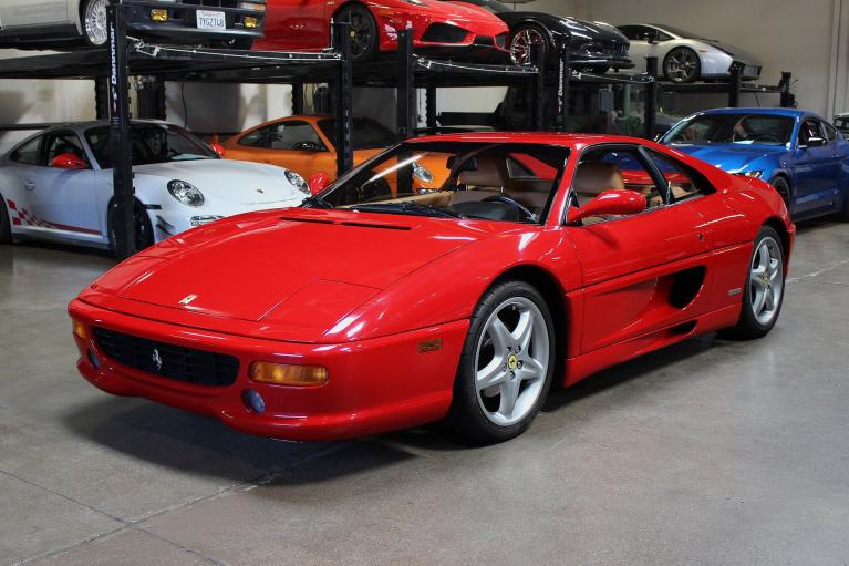 Used 1998 Ferrari F355 GTB for sale Sold at San Francisco Sports Cars in San Carlos CA 94070 3
