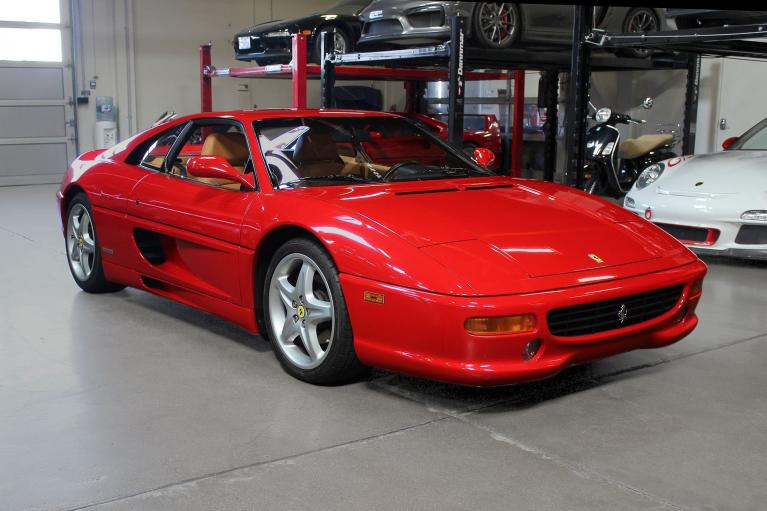 Used 1998 Ferrari F355 GTB for sale Sold at San Francisco Sports Cars in San Carlos CA 94070 1