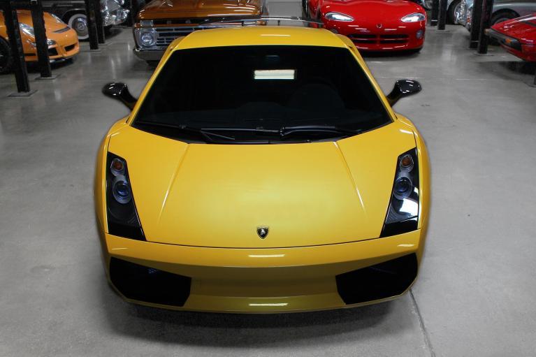 Used 2008 Lamborghini Gallardo SuperLeggera for sale Sold at San Francisco Sports Cars in San Carlos CA 94070 2