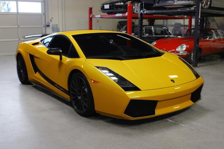 Used 2008 Lamborghini Gallardo SuperLeggera for sale Sold at San Francisco Sports Cars in San Carlos CA 94070 1