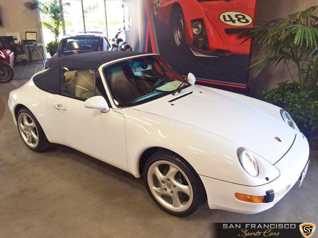 Used 1998 Porsche 911 Cabriolet for sale Sold at San Francisco Sports Cars in San Carlos CA 94070 2
