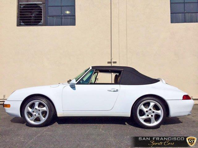 Used 1998 Porsche 911 Cabriolet for sale Sold at San Francisco Sports Cars in San Carlos CA 94070 1