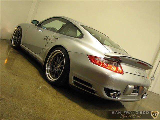 Used 2007 Porsche Turbo EVT775 for sale Sold at San Francisco Sports Cars in San Carlos CA 94070 4
