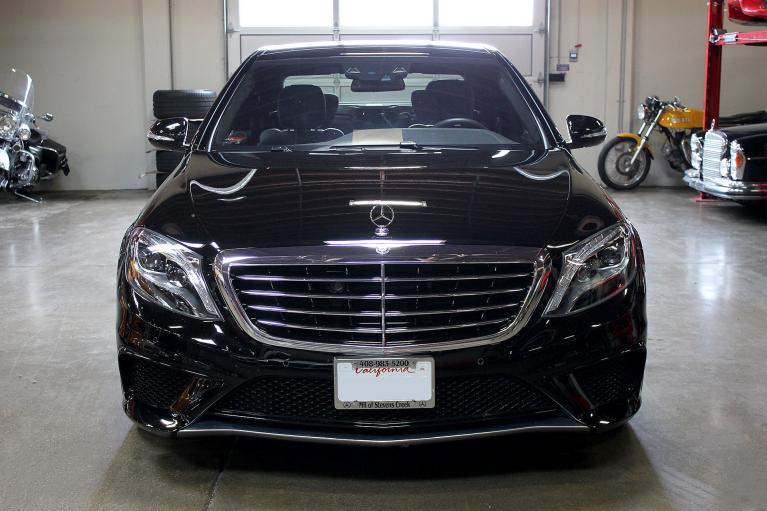 Used 2014 Mercedes-Benz S63 for sale Sold at San Francisco Sports Cars in San Carlos CA 94070 2