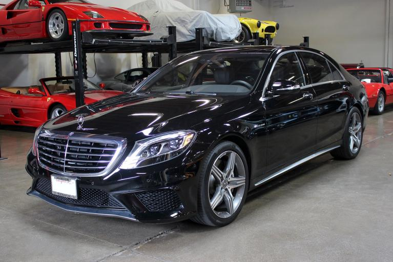 Used 2014 Mercedes-Benz S63 for sale Sold at San Francisco Sports Cars in San Carlos CA 94070 3