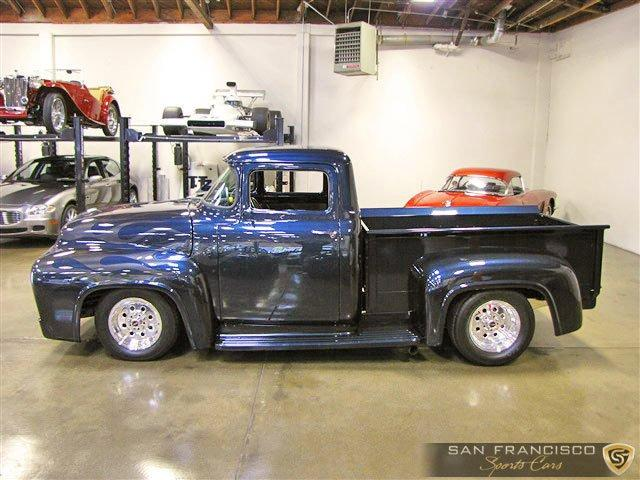 Used 1956 Ford F100 Custom Pickup for sale Sold at San Francisco Sports Cars in San Carlos CA 94070 3