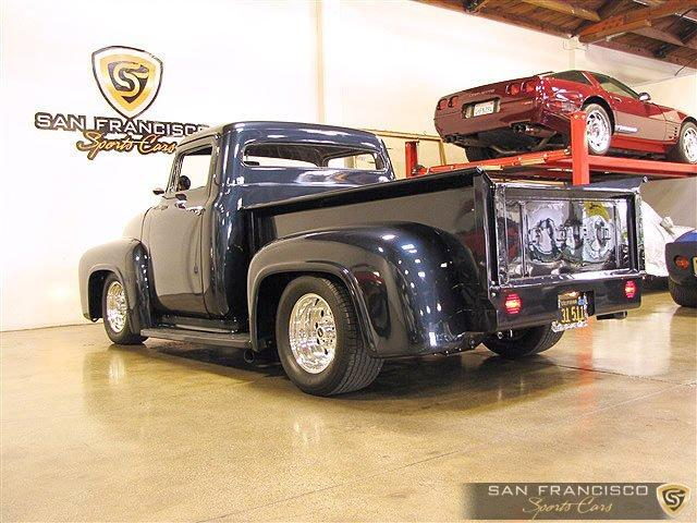 Used 1956 Ford F100 Custom Pickup for sale Sold at San Francisco Sports Cars in San Carlos CA 94070 4