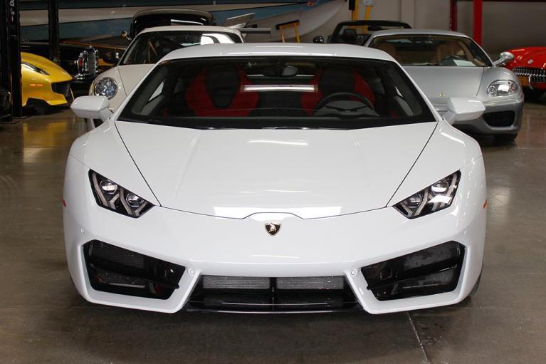 Used 2016 Lamborghini Huracan for sale Sold at San Francisco Sports Cars in San Carlos CA 94070 2
