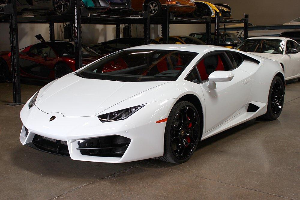 Used 2016 Lamborghini Huracan for sale Sold at San Francisco Sports Cars in San Carlos CA 94070 1
