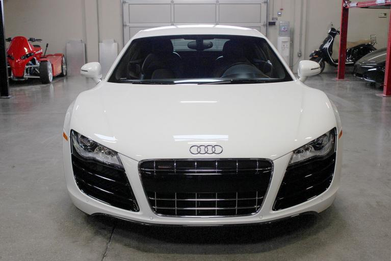 Used 2011 Audi R8 V10 5.2 quattro for sale Sold at San Francisco Sports Cars in San Carlos CA 94070 2